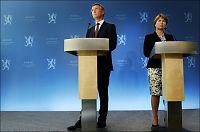 Stoltenberg varsler nytt Politi-Norge