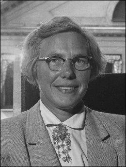 PIONER: Aase Bjerkholt var en pioner i norsk arbeiderbevegelse og ledet kvinnebevegelsen. Foto: NTB Scanpix