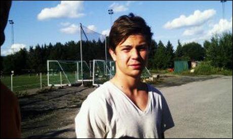 VIF-SPILLER: Torgeir Børven (20) får Vålerenga som ny arbeidsgiver. Foto: Marius Vik