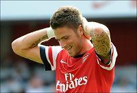 Målløs premiere for Arsenal