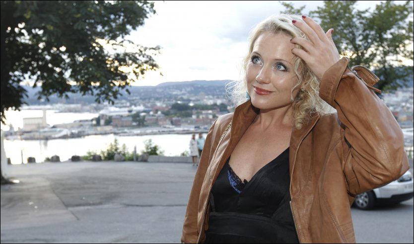 SLANKE-TV: Hedda Kise er tilbake på skjermen denne høsten med et nytt programkonsept på TV 2 Sporty. Foto: Jan Petter Lynau, VG