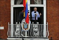 Ecuador åpner for Assange-forhandlinger