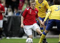 Stortalentet tar pause fra Norges U-landslag