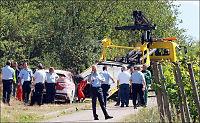 Tilskuer livstruende skadet etter rallyulykke