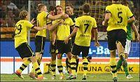 Dortmund med seier i sesongåpningen