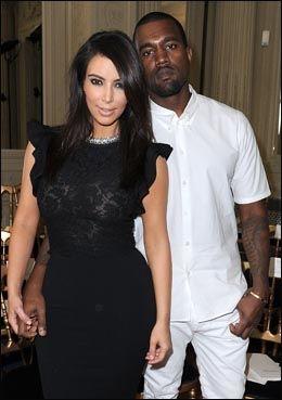 ETTER: Kanye West har fått kjæresten til å droppe de ville partykjolene til fordel for mer elegante kreasjoner. Foto: Getty Images/All Over Press