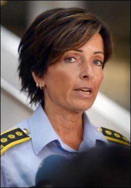 LEDER ETTERFORSKNINGEN: Politiinspektør Hanne Kristin Rohde. Foto: HELGE MIKALSEN / VG
