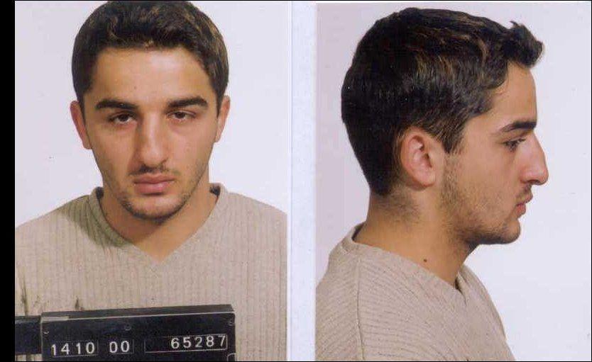 KNIVTILTALT: Aktor la tirsdag ned påstand om ytterligere ti måneder fensel for Jusuf Hani, som soner en dom for NOKAS-ranet. Foto: NTB Scanpix