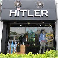 Hitler-butikk vekker avsky