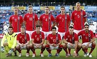 Du kan gå glipp av Island - Norge på TV
