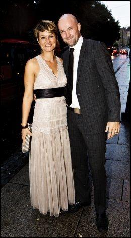 PAR I HUMOR: Dagfinn Lyngbø er gift med komikeren Pernille Sørensen. Foto: MARKUS AARSTAD