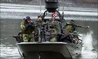 Ekssoldat trues med straff etter bin Laden-bok