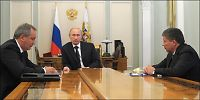 Putin vil gjøre som Stalin