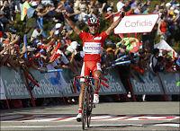 Contador utmanøvrert igjen
