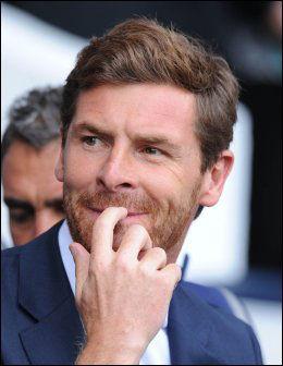 VENTER PÅ LAGETS FØRSTE LIGASEIER: Tottenham-sjef André Villas-Boas. Foto: AFP