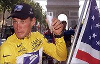 Hevder dopingjegerne har positiv Armstrong-prøve