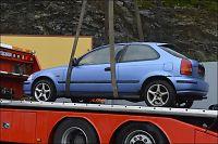 Siktede (37) leverte bil til opphugging i Ålesund