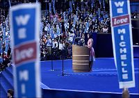 Michelle Obama knuste Ann Romney