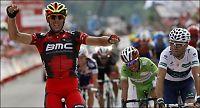 Gilbert tok sin annen etappeseier i Spania