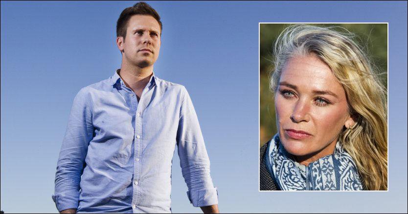 KREVER AVGANG: Trine Aamodt, som mistet sønnen sin i 22. juli-massakren, er provosert over AUF-leder Eskil Pedersen. - Han må gå, forteller hun VG. Foto: FRODE HANSEN