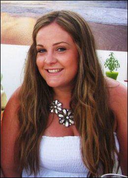 BLE BARE 20: Camilla Nymoen fra Ski. Foto: PRIVAT