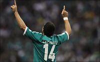 Chicharito sendte Mexico videre