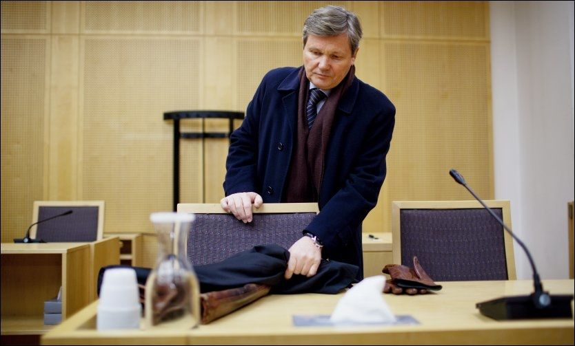 REGELFORVIRRING: Advokat Arild Humlen mener Utlendingsnemnda har oversett en viktig unntaksregel i sin behandling av asylsaker Foto: Stian Lysberg Solum / Scanpix