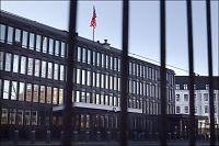 Forsterker sikkerheten ved USAs ambassade i Oslo