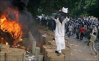 Tusenvis på vei mot USAs ambassade i Sudan