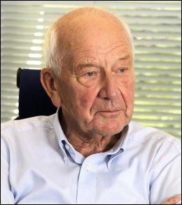 TOK ANSVAR: Leif Frode Onarheim, tidligere nestleder i styret ved Ahus, meldte i går at han trakk seg. Foto: Trond Solberg, VG