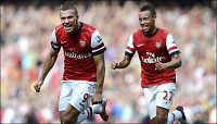 Arsenal valset over Southampton