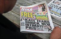 Irsk avis publiserte toppløsbildene av Kate