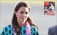 Berlusconi-blad har publisert 19 sider toppløs-Kate
