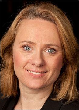 BYRÅD: Anniken Hauglie (H) er sosialbyråd i Oslo. Foto: Oslo kommune
