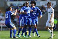 Fellainis volleyballslag åpnet Evertons målfest