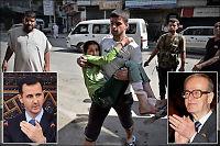 Nå kan Syrias president ha overgått sin far i drap