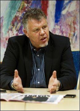 BER OM FORSIKTIGHET: Kjetil Siem. Foto: Jan Petter Lynau, VG