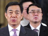 Kina strammer løkken rundt Bo Xilais hals