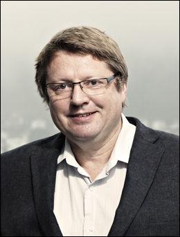 FORSKER: Arne Strand ved Christian Michelsen-instituttet. Foto: Christian Michelsen-instituttet