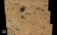 Hevder «Curiosity» fant gammelt elveleie på Mars