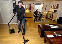 1 av 3 par krangler om husarbeid