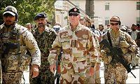 Hevder det er 600 talibansoldater i Faryab