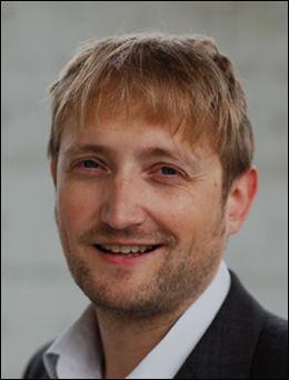 PROFESSOR: Anders Hammer Strømman ved Institutt for energi- og prosessteknikk ved NTNU. Foto: NTNU