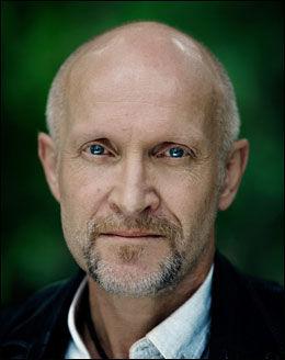 HALVT DANSK: Lars Saabye Christensen er halvt dansk og har ikke norsk, men dansk, statsborgerskap. Foto: Line Møller, VG