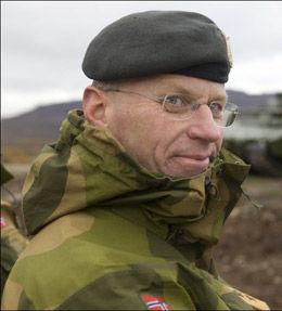 ØNSKER KVINNER: Generalinspektør for Hæren, Per Sverre Opedal, håper det vil innføres kjønnsnøytral verneplikt i Norge. FOTO: Jan-Morten Bjørnbakk. ANB/Scanpix