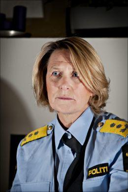 ETTERFORSKER: Sjef Ingrid Wirum ved Politiets utlendingsenhet (PU) ble i sommer anmeldt av egne ansatte for grov uforstand i tjenesten. FOTO: ROBERT S. EIK/VG