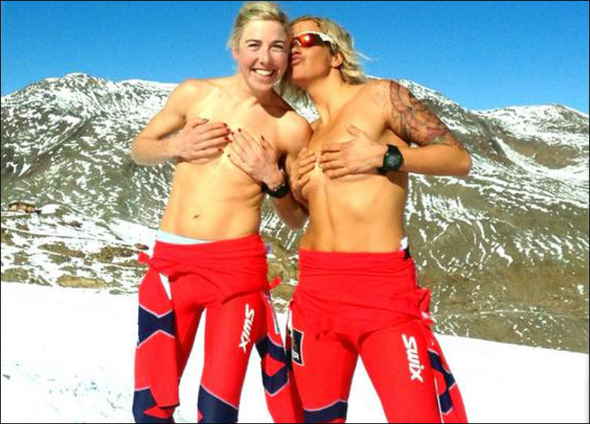 therese johaug nakenbilder norske jenter nude
