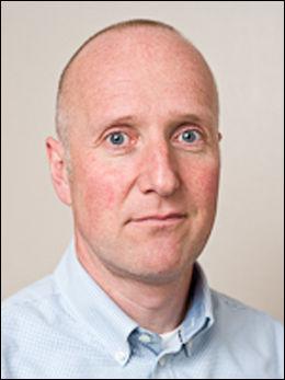 PROFESSOR: Jørgen Bramness ved Senter for rus- og avhengighetsforskning ved Universitetet i Oslo. Foto: UiO