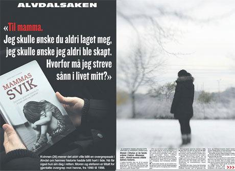 Foto: Faksimile: VG 8. november 2012