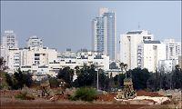 Israel: - Avverget rakettangrep mot Tel Aviv